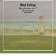 BADINGS: Sinfonie NN.4 & 5 (Vol.3)