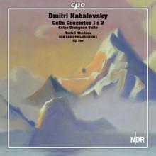 KABALEWSKY: Cello Concertos NN.1 & 2