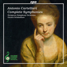 Cartellieri: Integrale Delle Sinfonie