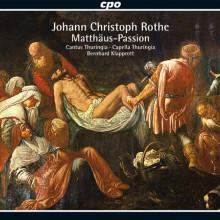 Rothe J.c.: Matthew Passion - 1697