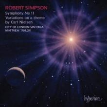SIMPSON: SINFONIA N.11