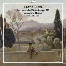 Liszt: Annees De Pelegrinage 'venezia...