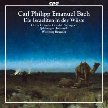 Bach C.p.e.: Die Israeliten In Der Wuste