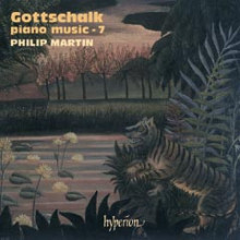 Gottschalk: Musica Per Piano Vol.7