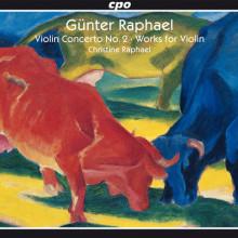 Raphael Gunther: Opere Per Violino
