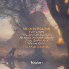 VAUGHAN WILLIAMS: MUSICA DA CAMERA