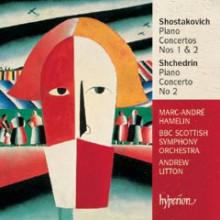 SHOSTAKOVICH - SCHEDRIN: Concerti per piano