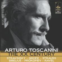 Toscanini Dirige Musica Contemporanea