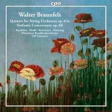 Braunfels: Quintetto E Sinfonia Op.68