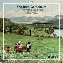 GERNSHEIM F.: The Piano Quintet
