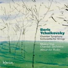 CIAIKOVSKY B.: MUSICA DA CAMERA