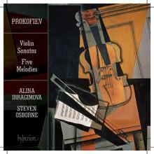 Prokofiev: Violin Sonata - Five Melodies