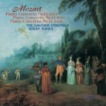 MOZART: CONCERTI PER PIANO K413 - 414 - 415