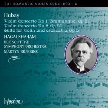 Hubay: Concerto Per Violino Vol.6