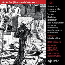 LISZT: VOL.53a - Music x piano & orch. I