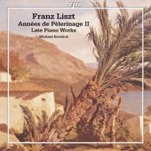 "Liszt: Annee De Pelegrinage Ii ""italie"""