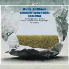SALLINEN: Integ. Sinfonie e altre opere