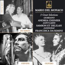 Del Monaco: Tre Selezioni Da Opere