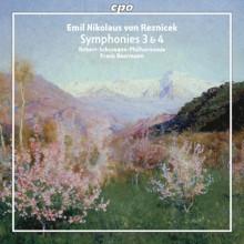 VON REZNICEK: Sinfonie NN. 3 & 4