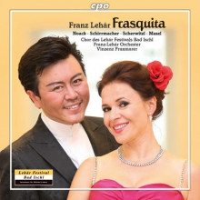 LEHAR: Frasquita (Operetta in 3 atti)
