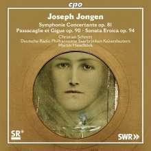 JONGEN: Sinfonia Concertante - op.81