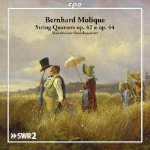 MOLIQUE B.: String Quartet Op.42 & 44