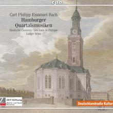 Bach C.p.e.: Hamburg Quartalmusiken