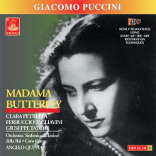 Puccini: Madama Butterfly (2cds)