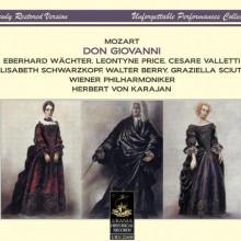 MOZART: Karajan dirige il Don Giovanni