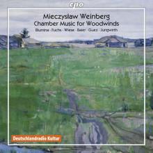 Weinberg M.: Musica Da Camera Per Fiati
