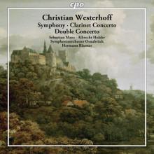 WESTERHOFF C.: Sinfonia e concerti