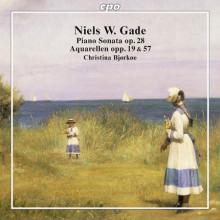 GADE NIELS W.: Opere per piano
