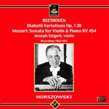 Horszowski suona Beethoven e Mozart