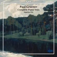 GRAENER: Opere per trio con piano