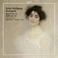 KORNGOLD: Sestetto per archi - Op.10