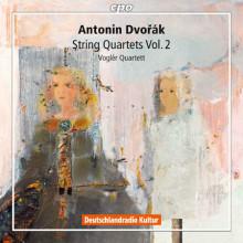 Dvorak: Quartetti Per Archi - Vol.2