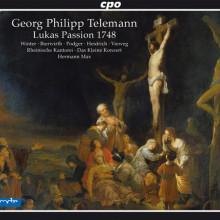Telemann: Passione Di Luca 1748