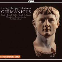 Telemann: Germanicus Tvwv Deest