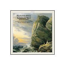 WETZ: Sinfonia N.2 - Kleist Overture Op.16