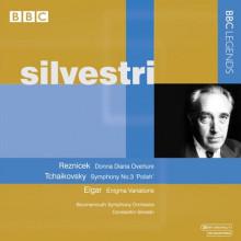 Silvestri Dirige Reznicek E Tchaikovsky