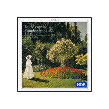 Farrenc: Sinfonie N.1 & 3