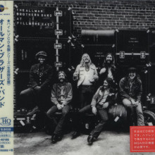 ALLMAN BROTHERS :  At Fillmore East