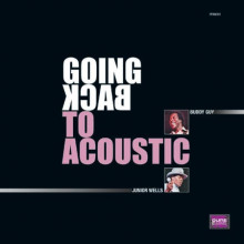 B.guy - J.wells: Going Back To Acoustic