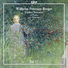 PETERSON - BERGER:Sonate x violino e piano