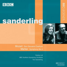 Sanderling Dirige Mozart E Mahler