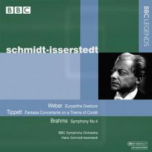 Schmidt - Isserstedt Dirige Weber - Brahms