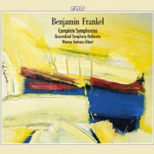 FRANKEL: Integrale delle sinfonie (4x2)