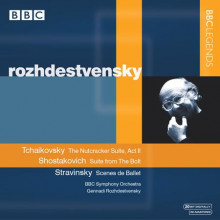 Rozhdestvensky Dirige Tchaikovsky