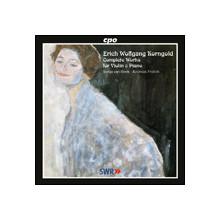 KORNGOLD:Opere x violino e piano (Int.)