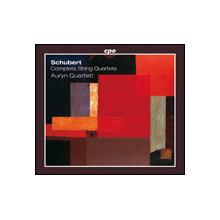 SCHUBERT: Quartetti per archi (Integr.)